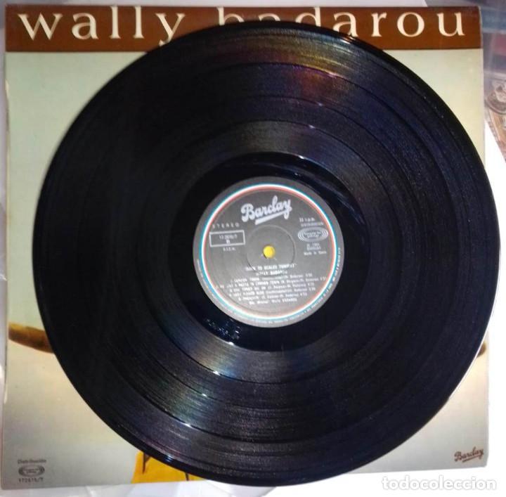 Discos de vinilo: Wally Badarou – Back To Scales To-Night (Edición Española Movieplay-Barclay 1981) - Foto 2 - 194639387
