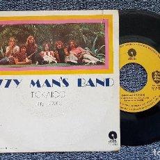 Discos de vinilo: DIZZY MAN´S BAND - TICKATOO / MY LOVE. EDITADO POR DUTCH RECORDS. AÑO 1.971. Lote 194639560