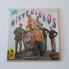 Discos de vinilo: LOS MISTERIOSOS EP - RARE - 1968. Lote 194640717