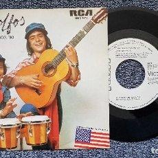 Discos de vinilo: LOS GOLFOS - QUE PASA CONTIGO, TIO / POBRECITA DOÑA ENGRACIA. PROMOCIONAL.EDITADO POR RCA. AÑO 1.976. Lote 194641181