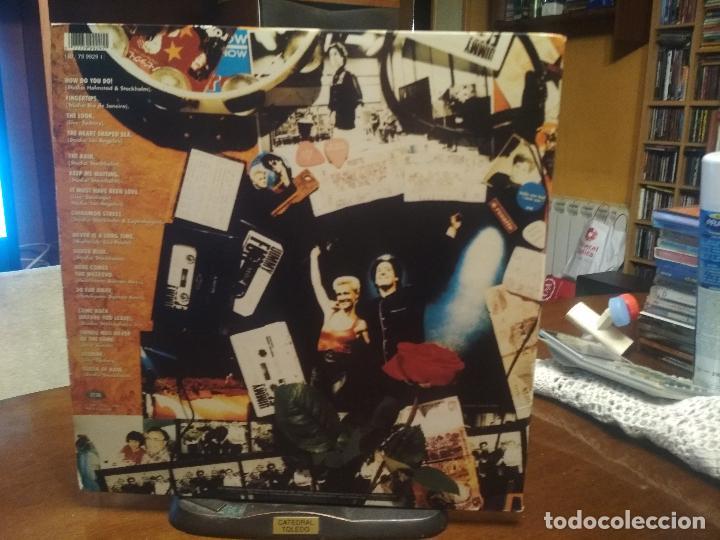 Discos de vinilo: ROXETTE TOURISM lp GATEFOLD SPAIN 1992 PEPETO TOP - Foto 2 - 194642022