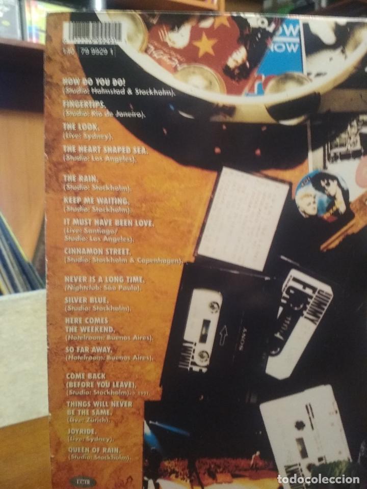 Discos de vinilo: ROXETTE TOURISM lp GATEFOLD SPAIN 1992 PEPETO TOP - Foto 3 - 194642022