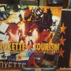 Discos de vinilo: ROXETTE TOURISM LP GATEFOLD SPAIN 1992 PEPETO TOP . Lote 194642022