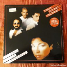 Discos de vinilo: MIAMI SOUND MACHINE - EYES OF INNOCENCE. Lote 194644188