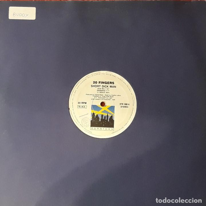 20 FINGERS - SHORT DICK MAN (Música - Discos de Vinilo - Maxi Singles - Techno, Trance y House)