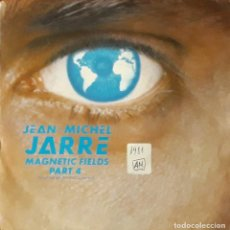 Discos de vinilo: JEAN-MICHEL JARRE - MAGNETIC FIELDS PARTY. Lote 194646712