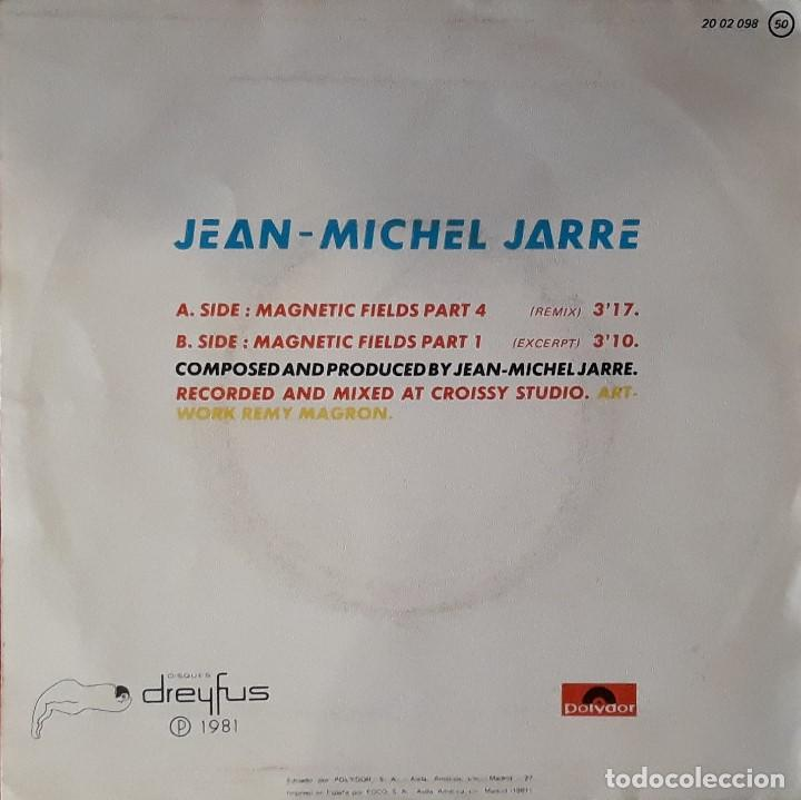 Discos de vinilo: JEAN-MICHEL JARRE - MAGNETIC FIELDS PARTY - Foto 2 - 194646712