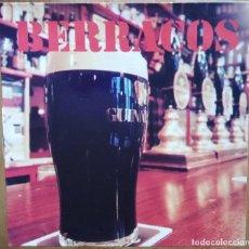 Discos de vinilo: BERRACOS - PASSION 1993 ROCK INDIANA EL DEBUT DE LOS BERRACOS MUY LIMITADO POWERPOP PUNK ROCK. Lote 194648201