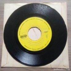 Discos de vinilo: MUSICA, ANTIGUO DISCO SINGLE DE PAPEL CARTON - BELTER - FUNCIONA BIEN. Lote 194648457
