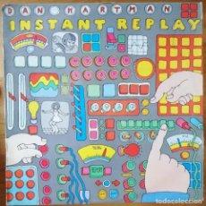 Discos de vinilo: DAN HARTMAN - INSTANT REPLAY LP 1979 MUSICA DISCO, CLASICO ALBUM. Lote 194648555