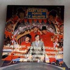 Discos de vinilo: GABY MILIKI FOFITO Y MILIKITO COMO ME PICA LA NARIZ RCA 1979. Lote 194650318