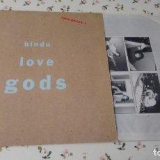 Discos de vinilo: LP ( VINILO) DE HINDU LOVE GODS AÑOS 90. Lote 194651800