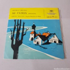Discos de vinilo: MI PATRIA ( MOLDAVIA ) FRIEDERCH SMETANA - FERENC FRICSAY - ORQUESTA FILARMONICA DE BERLIN. Lote 194652568