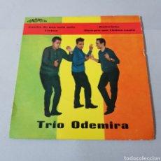 Discos de vinilo: TRIO ODEMIRA - FONOPOLIS - SAMBA DE UNA SOLA NOTA - LISBOA - ANDORINHA - SIEMPRE QUE LISBOA CANTA. Lote 194658170