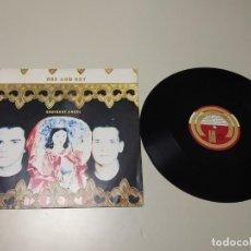 Discos de vinilo: 0220- HUE AND CRY ORDINARY ANGEL SINGLE 1988 VIN POR VG + DIS VG + . Lote 194659130