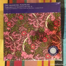 Discos de vinilo: SMASHING PUMPKINS - TEARGARDEN BY KALEYDISCOPE VOL. II - CAJA CON 12'' MINI LP PICTURE DISC + CD. Lote 194659950