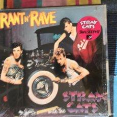 Discos de vinilo: STRAY CATS - RANT N' RAVE - LP EMI USA 1983. Lote 194660438
