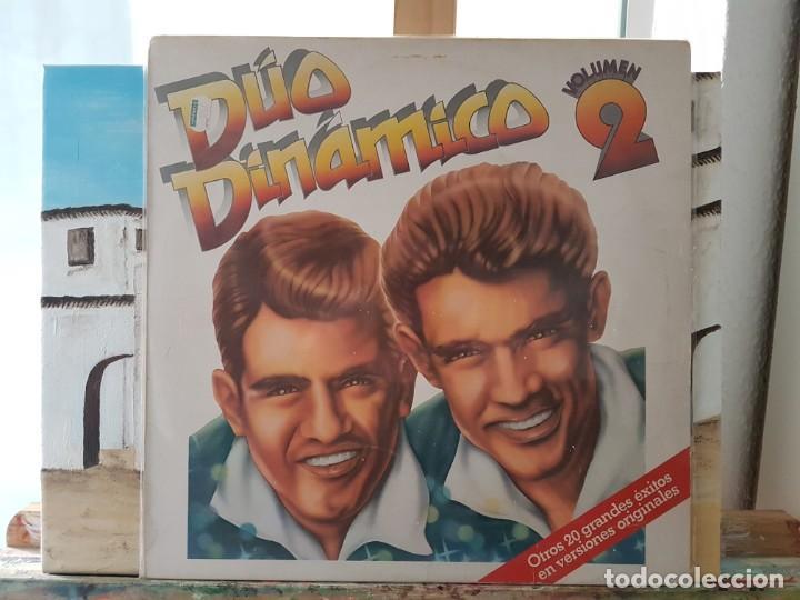 ** DÚO DINÁMICO - VOLUMEN 2 - OTROS 20 GRANDES ÉXITOS - LP 1981 - LEER DESCRIPCIÓN (Música - Discos - LP Vinilo - Grupos Españoles 50 y 60)