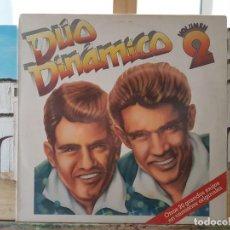 Discos de vinilo: ** DÚO DINÁMICO - VOLUMEN 2 - OTROS 20 GRANDES ÉXITOS - LP 1981 - LEER DESCRIPCIÓN. Lote 194661480