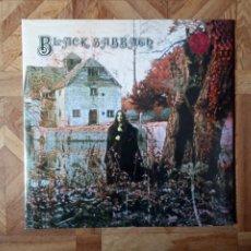 Discos de vinilo: BLACK SABBATH - ÍDEM - REEDICIÓN 1º LP 1970 - CARPETA NM VINILO NM. Lote 194665053