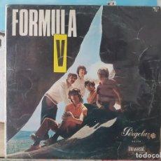 Discos de vinilo: ** FORMULA V - ÉXITOS (CUENTAME, EL CAMPO ALEGRE, ...Y OTRAS) - LP 1969 - LEER DESCRIPCIÓN. Lote 194665386