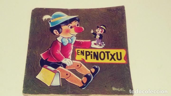 VINIL EN PINOTXU (Música - Discos - Singles Vinilo - Música Infantil)
