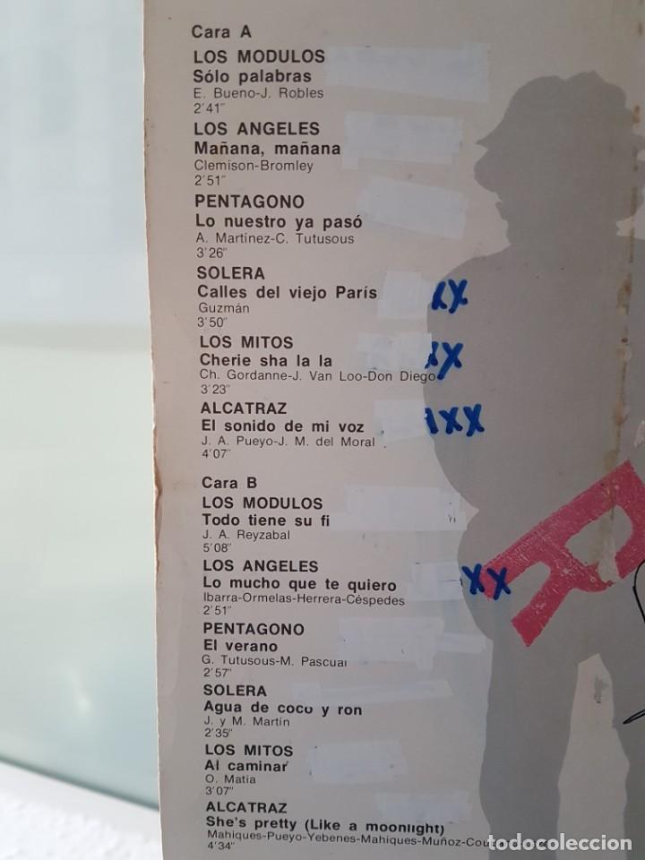 Discos de vinilo: ** GRUPOS PIONEROS ESPAÑOLES (LOS PASOS, SOLERA, LOS ÁNGELES...) DOBLE LP 1978 - LEER DESCRIPCIÓN - Foto 2 - 194665961