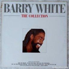 Discos de vinilo: BARRY WHITE - THE COLLECTION 1989. Lote 194666323