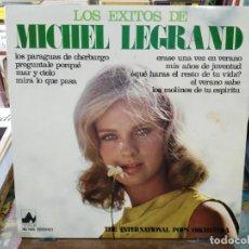 Discos de vinilo: LOS ÉXITOS DE MICHEL LEGRAND - MAR Y CIELO, EL VERANO SABE... - LP. DEL SELLO AUDIOMASTERS 1977. Lote 194669472