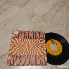 Discos de vinilo: M'BAMINA – N'ZOUMBA / BAKOKO / BARCLAY – 620.081-FRANCIA- FUNK / SOUL DISCO / MUY RARO!!!. Lote 194671705