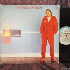 Discos de vinilo: ROGER CHAPMAN CHAPPO ESPAÑA 1980. Lote 194671793