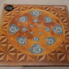 Discos de vinilo: YOUR DEMISE -THE GOLDEN AGE- (2012) LP DISCO VINILO. Lote 194673557