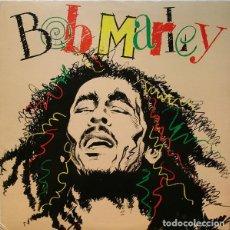 Discos de vinilo: BOB MARLEY - BOB MARLEY - LP - SLAM 1988 USA - NUEVO PRECINTADO ROOTS REGGAE. Lote 194674087