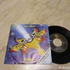 Discos de vinil: SINGLE- BRIAN BENNETT: VOYAGE (A JOURNEY INTO DISCOID FUNK) / SOLSTICE. FUNK ELECTRÓNICO-ESPAÑA 1978. Lote 194674575