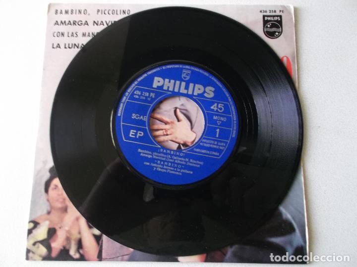 Discos de vinilo: BAMBINO,BAMBINO, PICCOLINO - Foto 3 - 194674996