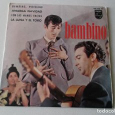 Discos de vinilo: BAMBINO,BAMBINO, PICCOLINO. Lote 194674996