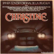 Discos de vinilo: CHRISTINE JOHN CARPENTER GEORGE THOROGOOD AND THE DESTROYERS, DION & THE BELMONTS... (RARO). Lote 194675897