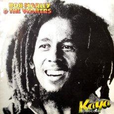 Discos de vinilo: BOB MARLEY & THE WAILERS – KAYA EDICION FRANCE 1978 VINYL, LP ROOTS REGGAE. Lote 194675932