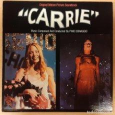 Discos de vinilo: CARRIE PINO DONAGGIO (MUY DIFÍCIL DE ENCONTRAR EN ESTAS CONDICIONES) EDICIÓN USA 1976. Lote 194676316