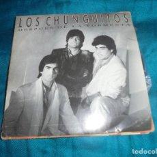 Discos de vinilo: LOS CHUNGUITOS. DESPUES DE LA TORMENTA. EMI, 1986. PROMOCIONAL. IMPECABLE (#). Lote 194676795