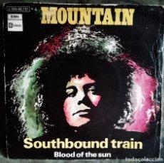 Discos de vinilo: LESLIE WEST - SOUTHBOUND TRAIN 45 RPM, SINGLE 1971 HARD ROCK . Lote 194678550