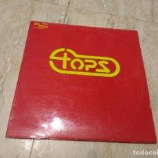 Discos de vinilo: THE FOUR TOPS – THE BEST OF THE 4 TOPS - DOBLE LP SPAIN 1973 - MOTOWN S-50.023/24-EXCELENTE. Lote 194680198