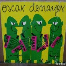 Discos de vinilo: OSCAR DENAYER - PEQUEÑA FLOR, UN REFUGIO DE AMOR, VENUS... - EP DEL SELLO DISCOPHON. Lote 194680428