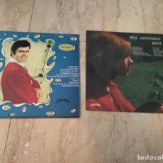 Discos de vinilo: ESTEBAN Y SU MUNDO CAMP*  - LOTE DOS LP-SELLO ZARTOS 1970 Y 1974. Lote 194685075