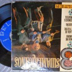 Discos de vinilo: LOS TRES SUDAMERICANOS. Lote 194685297