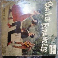 Discos de vinilo: BAILES ESPAÑOLES. Lote 194685700