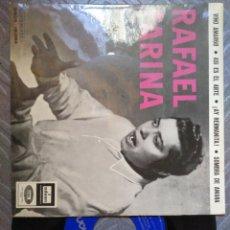 Discos de vinilo: RAFAEL FARINA. Lote 194685760