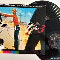 Discos de vinilo: 2 LP LOCOS X LA TELE 3, ESPAÑA 1993, RCA – 74321 20951 1, DOBLE LP (VG+_VG++). Lote 194685795