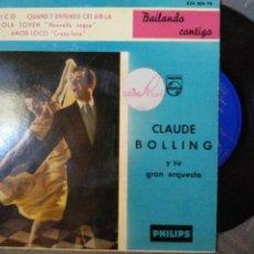 Discos de vinilo: CLAUDE BOLLING. Lote 194686357
