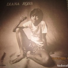 Discos de vinilo: DIANA ROSS - DIANA ROSS LP DEBUT ALBUM EDICION FRANCESA - MOTOWN RECORDS 1978 - STEREO -. Lote 194687378